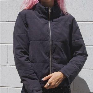 Brandy Melville black Macy jacket